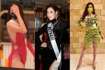 Váy áo thi Miss Universe của Khánh Vân bị chê bai, stylist lên tiếng