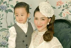 Full hình ảnh quý tử Hòa Minzy, dân mạng nhận xét đúng 4 chữ