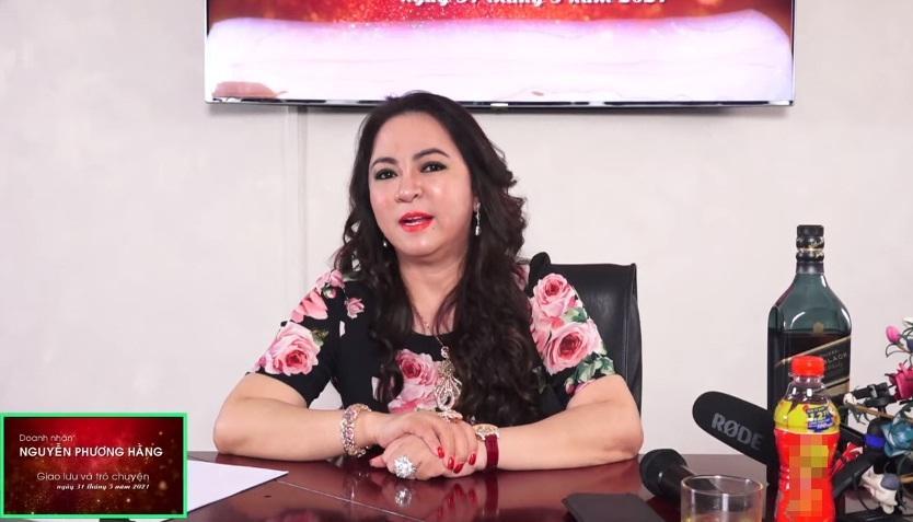 Bà Phương Hằng nhắc lại phát ngôn zĩ zãng zơ záy dành cho Vy Oanh-1