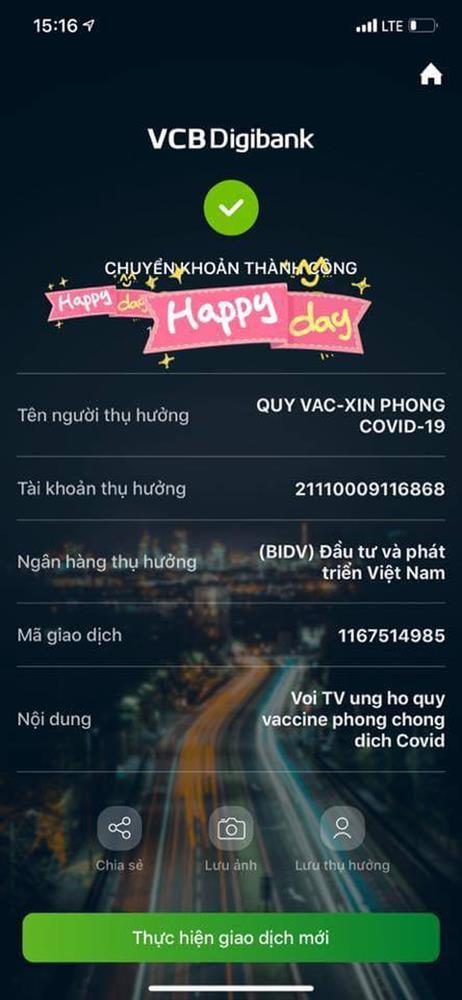 Thực hư Vy Oanh đăng ảnh sao kê từ thiện pha ke và chỉnh sửa nhiều lần-7