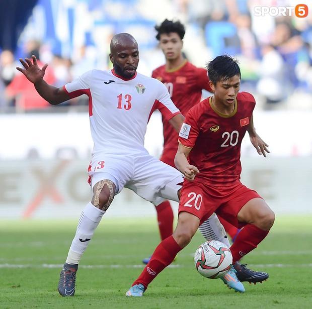 Tuyển Việt Nam bị Jordan cầm hòa 1-1 ở trận cuối trước vòng loại World Cup 2022-1