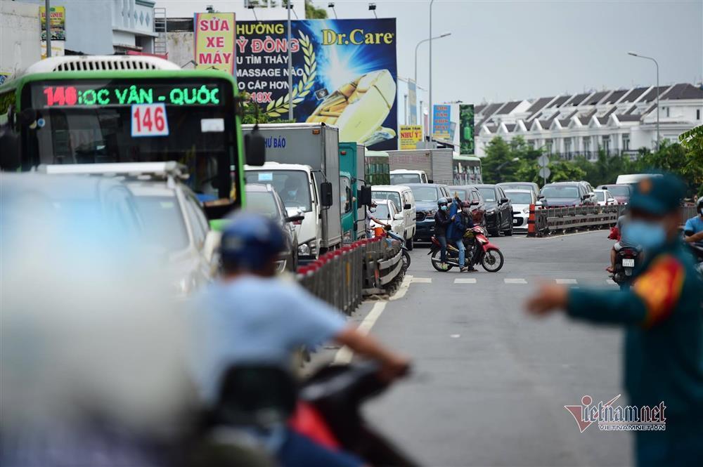Gò Vấp đang là vùng dịch nguy hiểm, Chủ tịch quận kêu gọi hạn chế ra vào-2