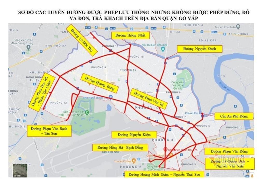 Gò Vấp đang là vùng dịch nguy hiểm, Chủ tịch quận kêu gọi hạn chế ra vào-6