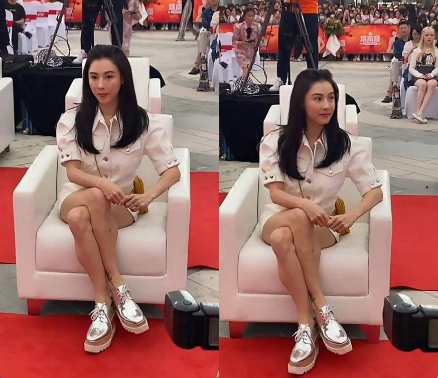 Trương Bá Chi khoe nhan sắc trẻ đẹp, 41 tuổi cứ ngỡ chỉ đôi mươi-2