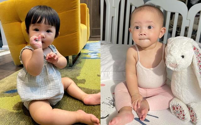 Khi con mình bị so sánh với con Hà Hồ, Đàm Thu Trang trả lời thế nào?-4