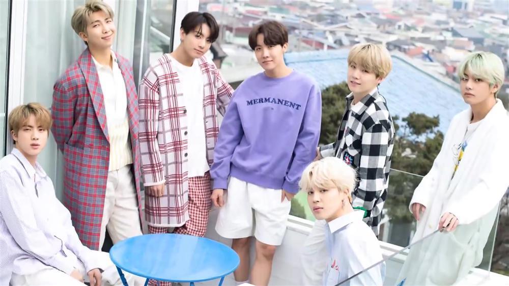 Bản hit Dynamite mang lại kỷ lục mới cho ban nhạc BTS-1