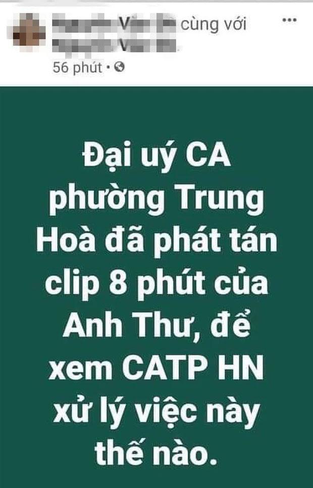 Clip 8 phút Về Nhà Đi Con: Không liên quan công an phường Trung Hòa-1
