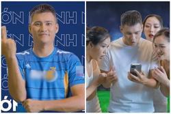 Công Vinh quảng cáo ứng dụng cá độ bóng đá khi hàng loạt nghệ sĩ vừa bị chỉ trích