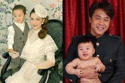 Chẳng còn giấu, Hòa Minzy xả ảnh con trai khiến dân mạng 'xem không kịp'