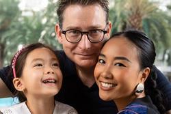 Con gái Đoan Trang nói 4 ngôn ngữ