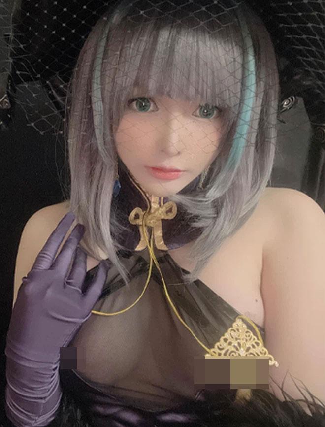 Nóng mắt màn khoe body sexy của cosplayer đình đám làng game Việt-8