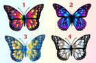 Chọn con bướm yêu thích tìm ra tính cách nổi bật nhất của chính mình