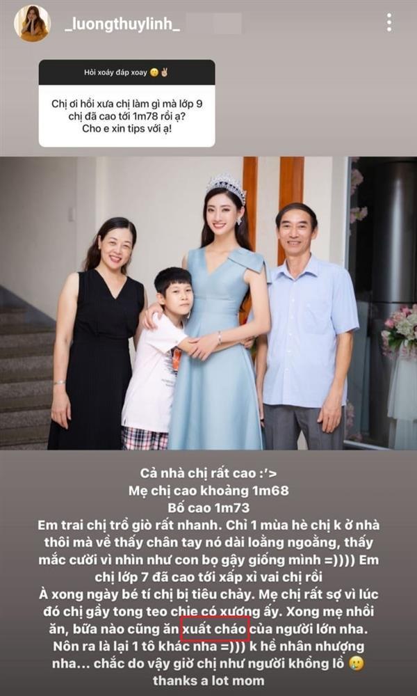Hoa hậu học giỏi Lương Thùy Linh bị bóc lỗi sai của học sinh tiểu học-3