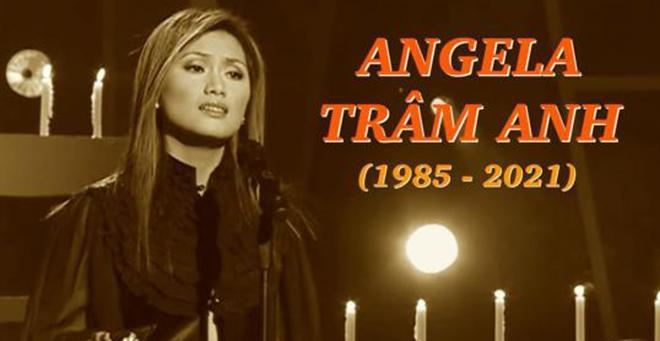Ca sĩ Angela Trâm Anh đột ngột qua đời ở tuổi 36-1