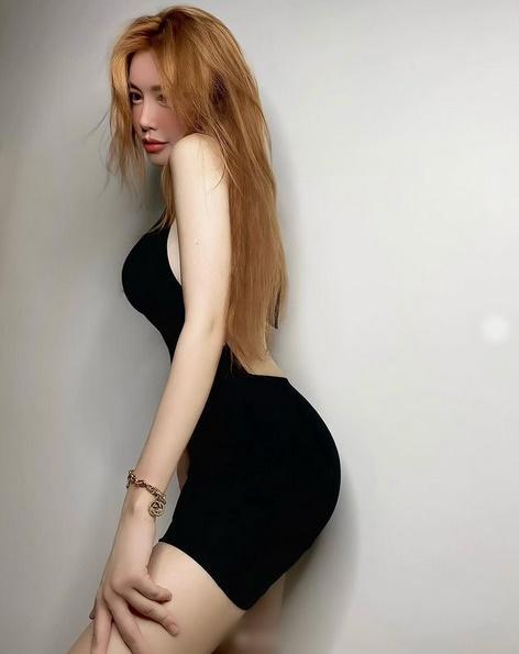 Elly Trần: Body như ma-nơ-canh, mặt đơ giống Park Bom phẫu thuật lỗi-5