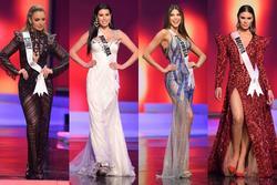 Rợn người Miss Universe 2020: Thí sinh sát phạt nhau như phim cung đấu