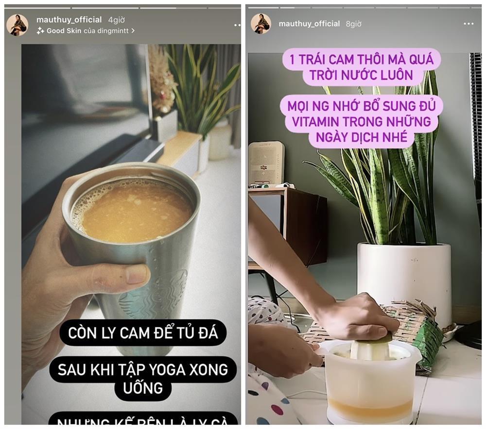 Thức uống healthy giúp sao Việt làm đẹp da, giữ dáng mùa dịch