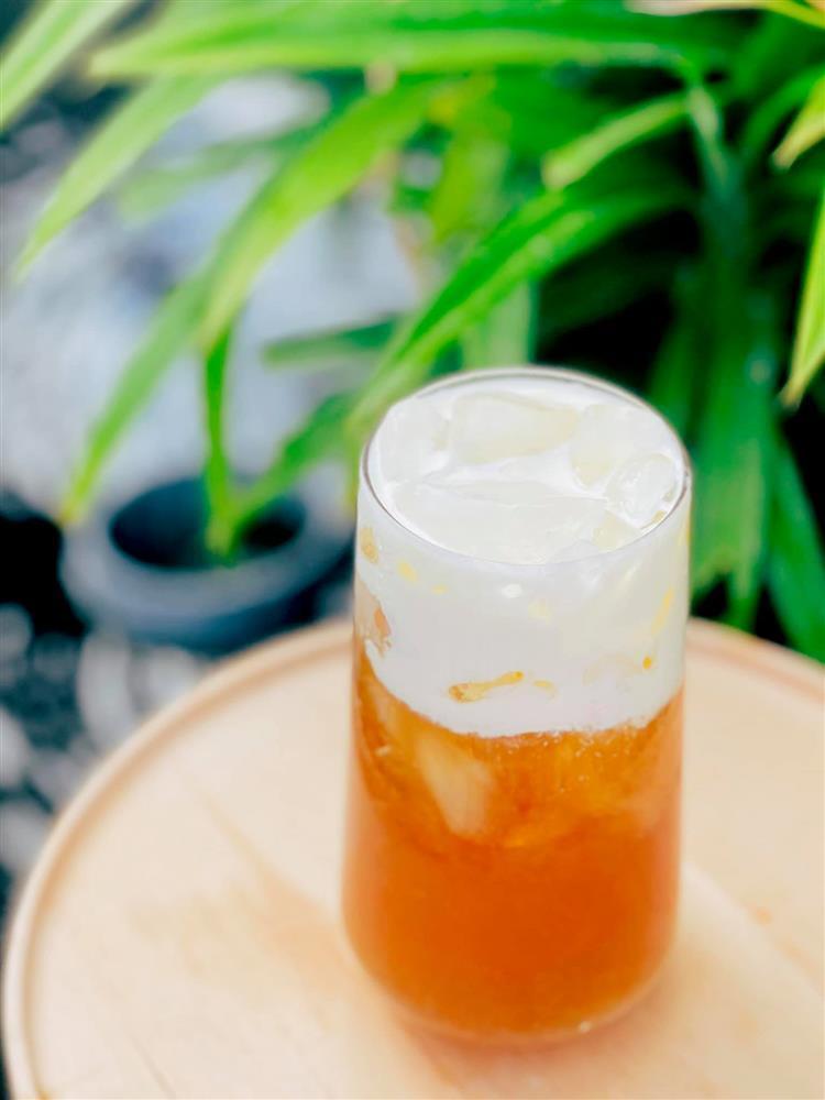 Vào mùa, học lỏm ngay cách làm vải ngâm đường để dành pha trà giải khát mùa hè-9