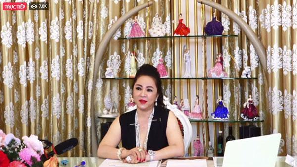 Bà Phương Hằng bị kiện 1.000 tỷ: Vote nhầm 1 sao cho công ty không phải của bà Giàu-1