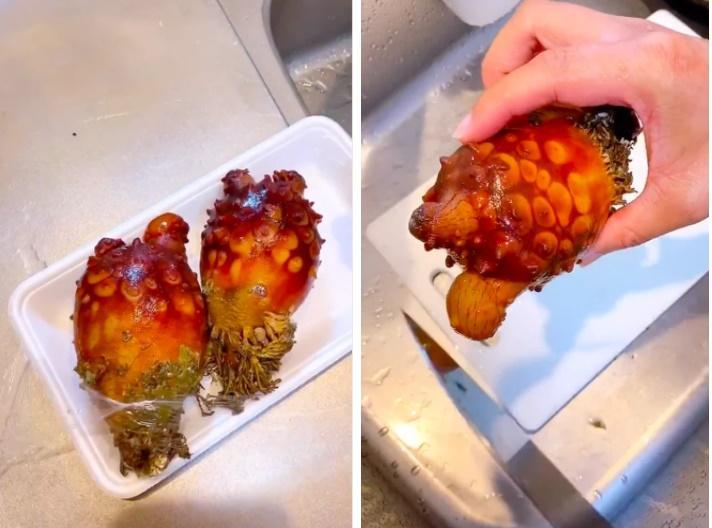 Loài hải sản có vẻ ngoài xấu kinh dị nhưng lại được người Nhật cực ưa chuộng-1