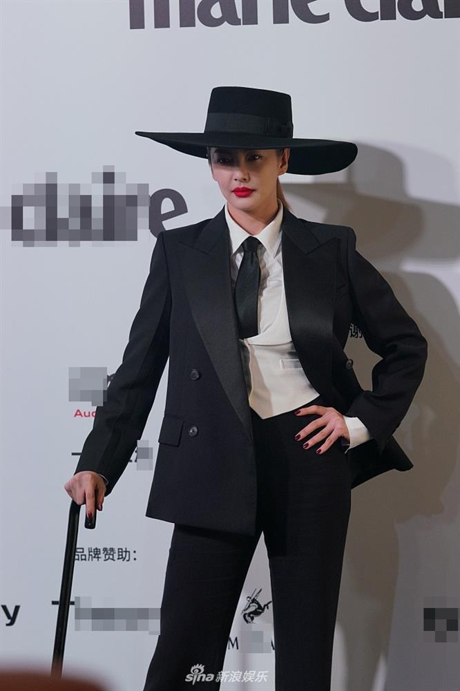 Sự kiện duy nhất ở Cbiz toàn bộ nghệ sĩ nữ đều mặc Suit-11