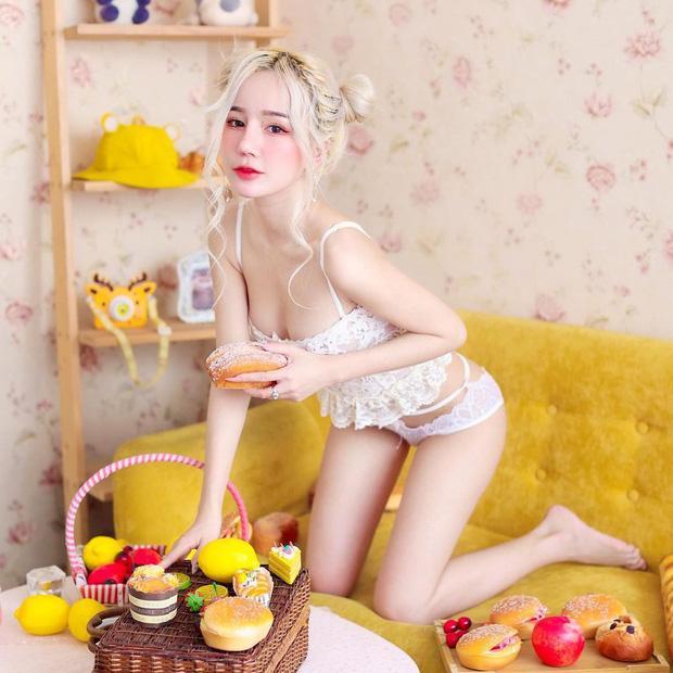 Hot girl Nghệ An được gạ cho 300 triệu với 5 phút show hàng-4