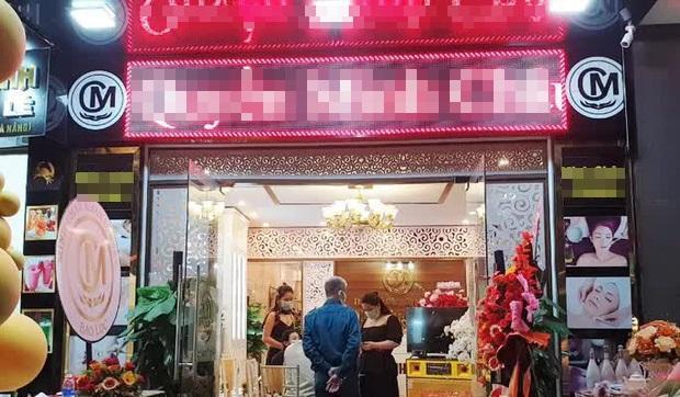 Thẩm mỹ viện bị phạt vì 31 người tụ tập giữa dịch, Hoa hậu Ngọc Hân làm rõ nghi vấn có mặt tại đây-1