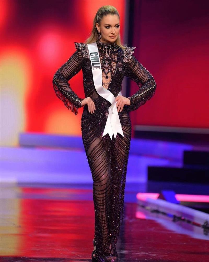 Thí sinh Miss Universe 2020 bị vạch trần chơi xấu: Tài sắc có gì nổi bật?-10