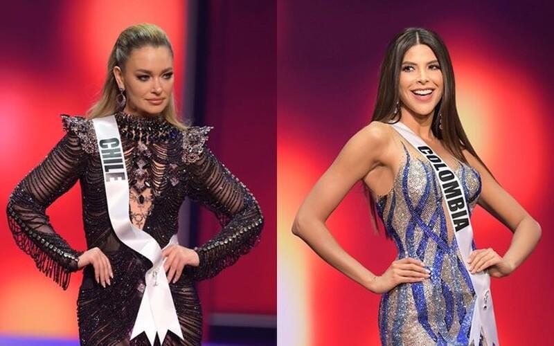 Thí sinh Miss Universe 2020 bị vạch trần chơi xấu: Tài sắc có gì nổi bật?-1
