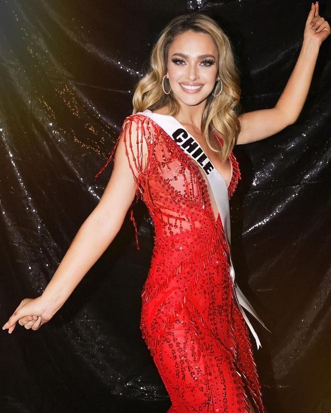 Thí sinh Miss Universe 2020 bị vạch trần chơi xấu: Tài sắc có gì nổi bật?-2