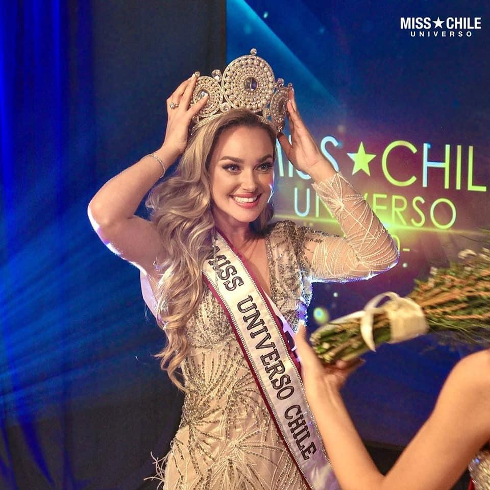 Thí sinh Miss Universe 2020 bị vạch trần chơi xấu: Tài sắc có gì nổi bật?-4
