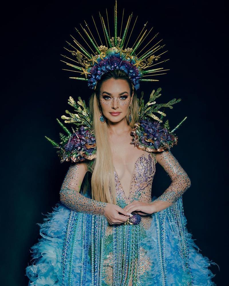 Thí sinh Miss Universe 2020 bị vạch trần chơi xấu: Tài sắc có gì nổi bật?-8
