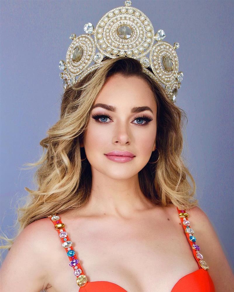 Thí sinh Miss Universe 2020 bị vạch trần chơi xấu: Tài sắc có gì nổi bật?-5