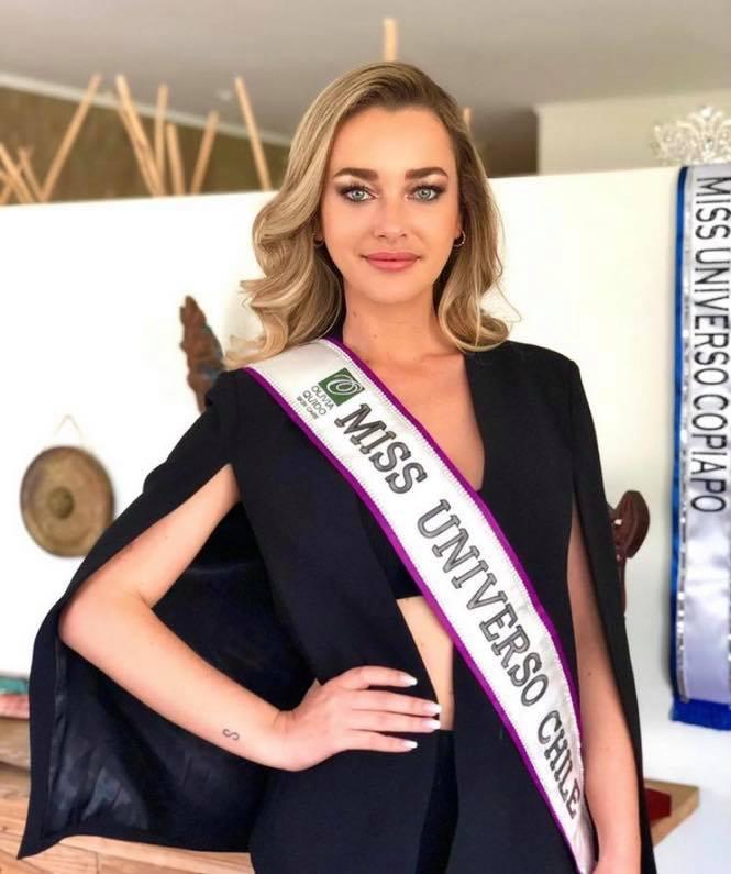 Thí sinh Miss Universe 2020 bị vạch trần chơi xấu: Tài sắc có gì nổi bật?-7