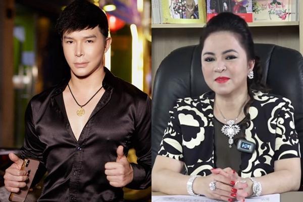 Nathan Lee ủng hộ bà Phương Hằng kiện nghệ sĩ văng tục?-2