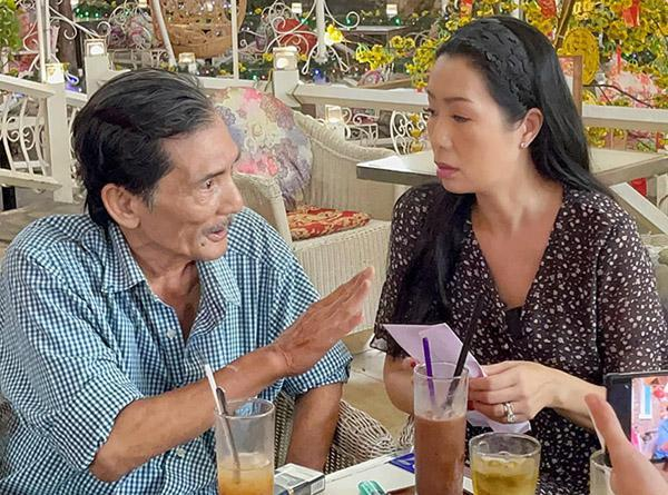 Bị tố giả ốm nặng để xin tiền từ thiện, nghệ sĩ Thương Tín lên tiếng-2