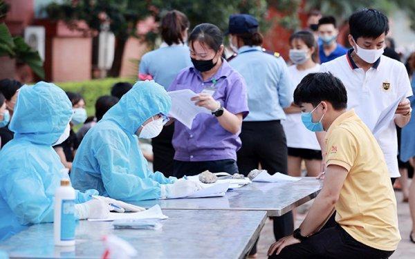 Trưa 3/6: Thêm 96 ca mắc Covid-19 mới trong nước tại 5 tỉnh, thành phố-1