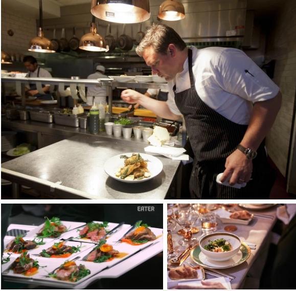 Làm thế nào để bếp trưởng chuẩn bị phần ăn cho những bữa tiệc sang trọng đón hàng nghìn khách?-3