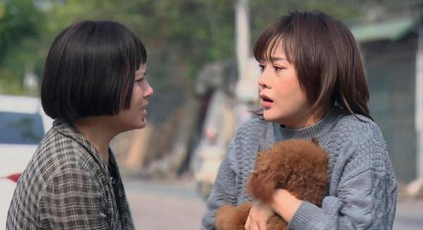 Loạt áo len nhìn là hốt của Phương Oanh trong Hương Vị Tình Thân phát sóng giữa hè-5