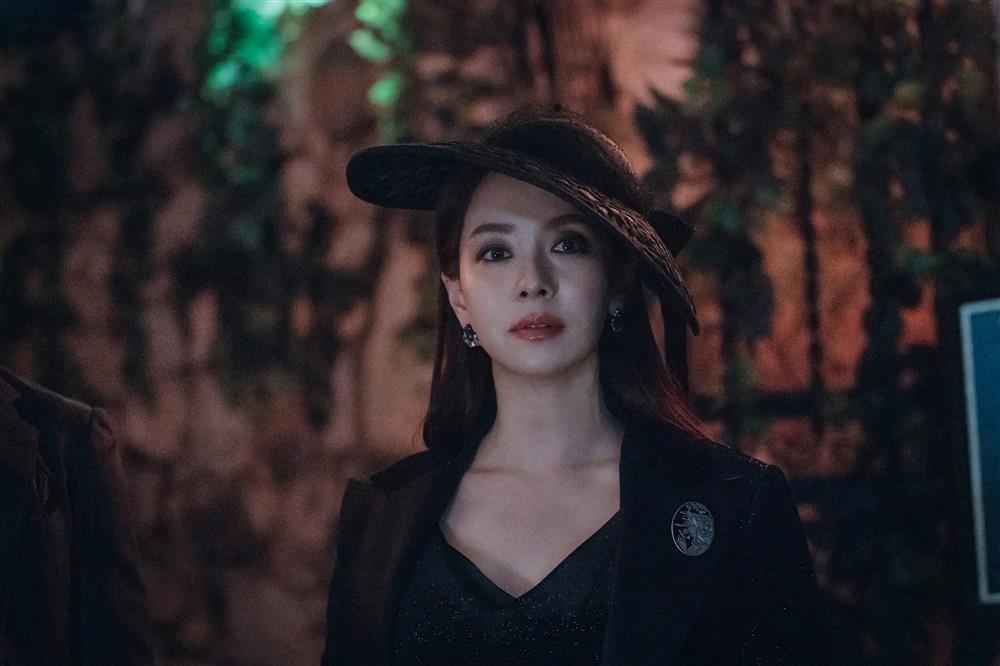 Tạo hình ấn tượng của mợ ngố Song Ji Hyo trong phim mới-2