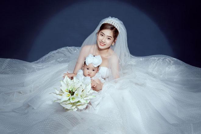 Cặp đôi hoãn cưới 2 lần vì COVID-19, đưa con chụp ảnh cưới cuối cùng vẫn toang-2