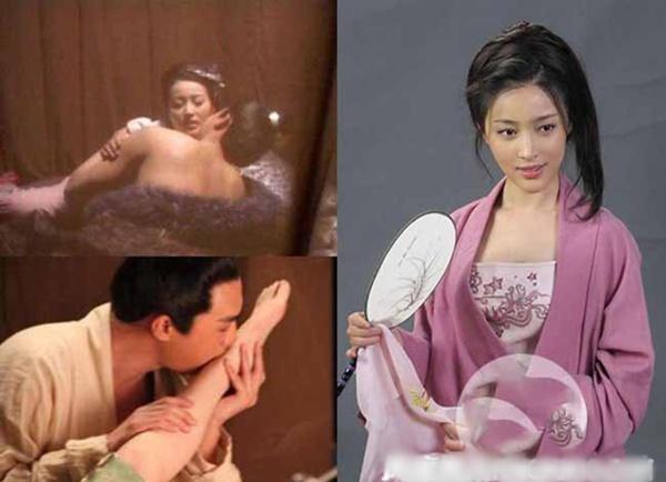 Hậu trường cảnh phim 38 phút bị cắt gọt trong Thủy Hử của Phan Kim Liên đẹp nhất-8