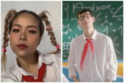MCK và Tlinh 'nhập vai' học sinh nhưng bị dân tình chỉ trích 'mắt xanh mỏ đỏ'