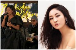 Không chỉ hit Lady Gaga, Văn Mai Hương cũng mang nhạc phim 'Goblin' đi khắp nơi?