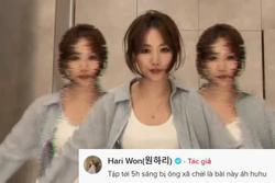 Hari Won bị Trấn Thành mắng mỏ vì mải mê nhảy nhót từ đêm tới 5h sáng