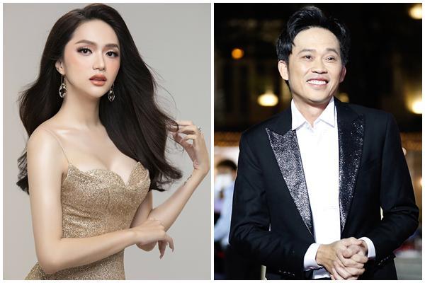 Thái độ lạ của netizen khi xem Hoài Linh và Hương Giang nhảy bên nhau-1