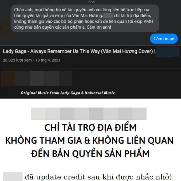 Văn Mai Hương tuyên bố đơn vị tổ chức đóng bản quyền, 2 địa điểm đồng loạt phủ nhận-2
