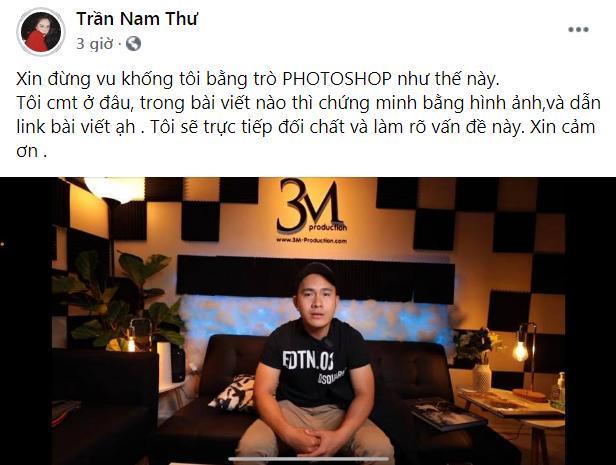 Nam Thư đối chất đoạn bình luận nhạy cảm với con trai Hoài Linh-4