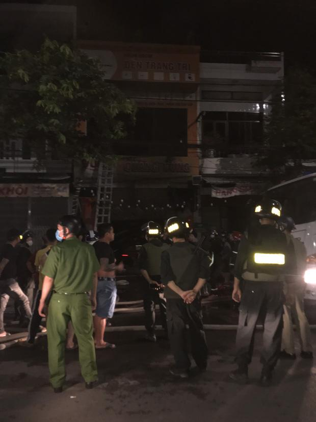 Cháy tiệm bán đồ điện, gia đình 4 người tử vong, trong đó có phụ nữ mang thai-3