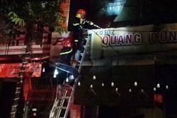 Cháy tiệm bán đồ điện, gia đình 4 người tử vong, trong đó có phụ nữ mang thai